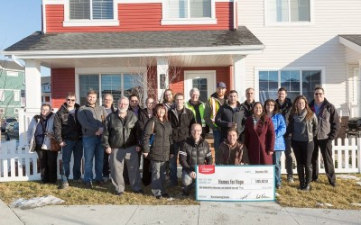 New Article On Porchlight Homes & The First Home for Hope Built in Canada