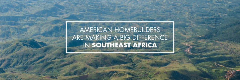 American home builders are making a difference in American home builder