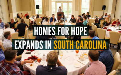 Homes for Hope Expansion in South Carolina
