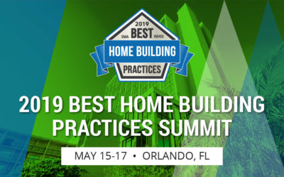 Homes for Hope Invites You To The 2019 Best Home Building Practices Summit