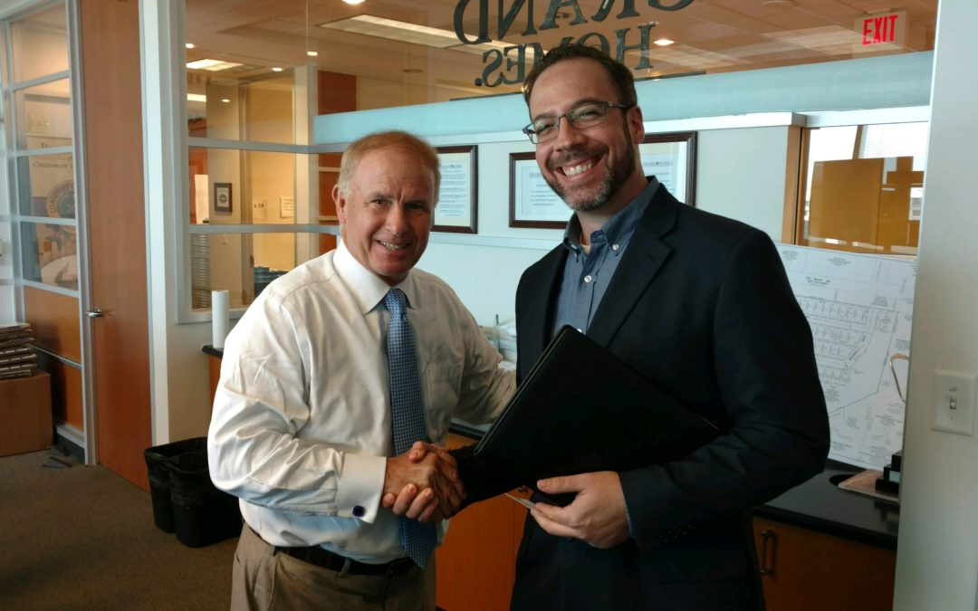 Homes for HOPE Welcomes Matthew Baehr as Director of Development