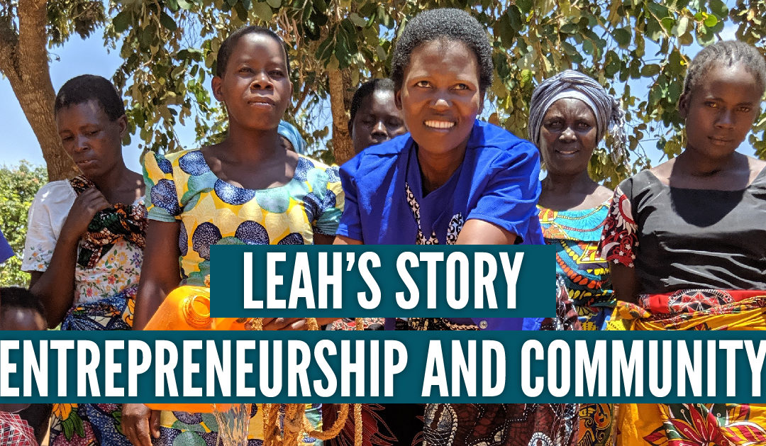 Leah's Story – Entrepreneurship and Community