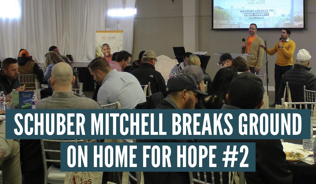 Schuber Mitchell Breaks Ground on H4H #2