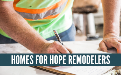 Homes for HOPE Remodelers