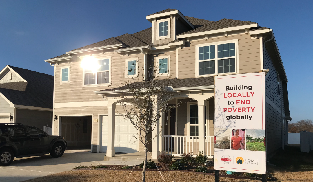 History Maker Homes Celebrates Their 70th Anniversary with Homes for HOPE
