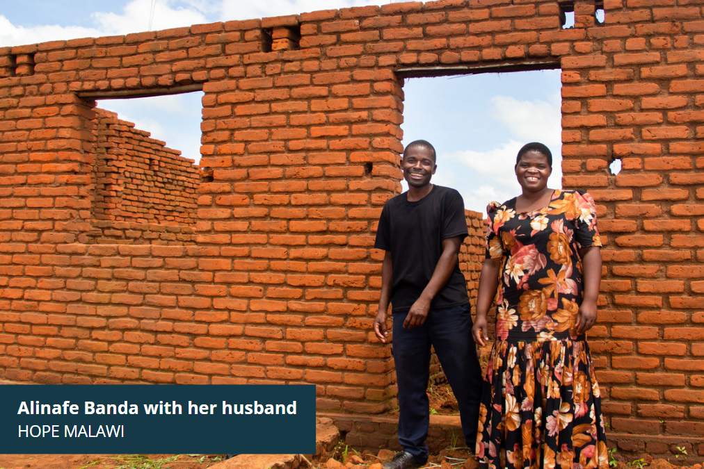 Alinafe's Story: Empowered to Build