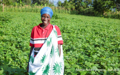 Marie Ndereyimana's Story