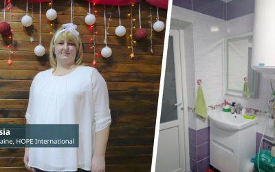 Home Improvement in Ukraine – Lesia's Story
